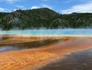 NP Yellowstone - Grand Prismatic Spring